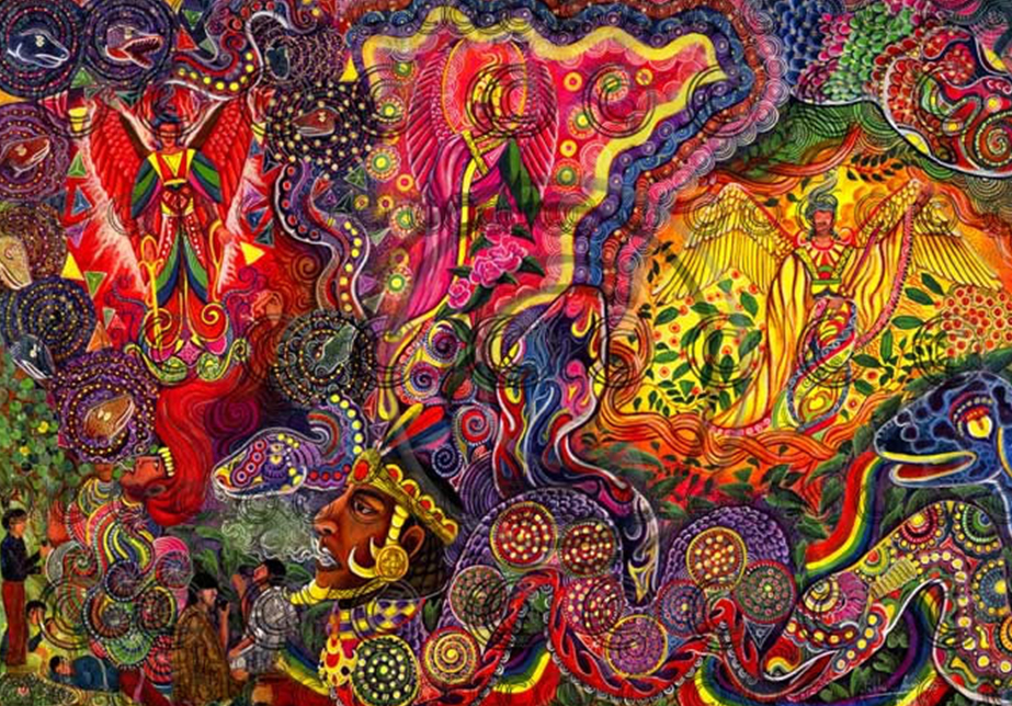 Ayahuasca Effects